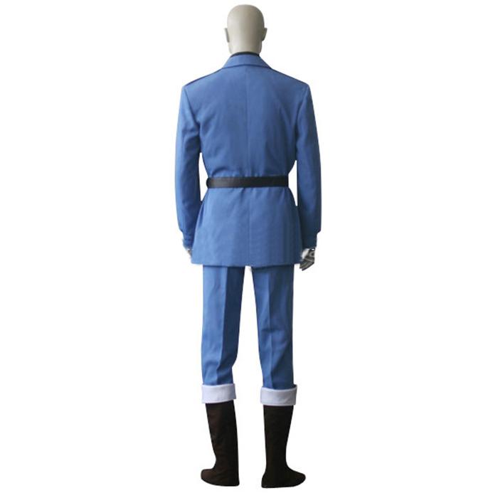 Hetalia Axis Powers Italy Cosplay Kostume Fastelavn