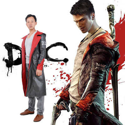 Devil May Cry 5 Dante 5 Cosplay Outfits