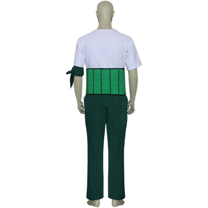 Déguisements One Piece Roronoa Zoro Costume Carnaval Cosplay