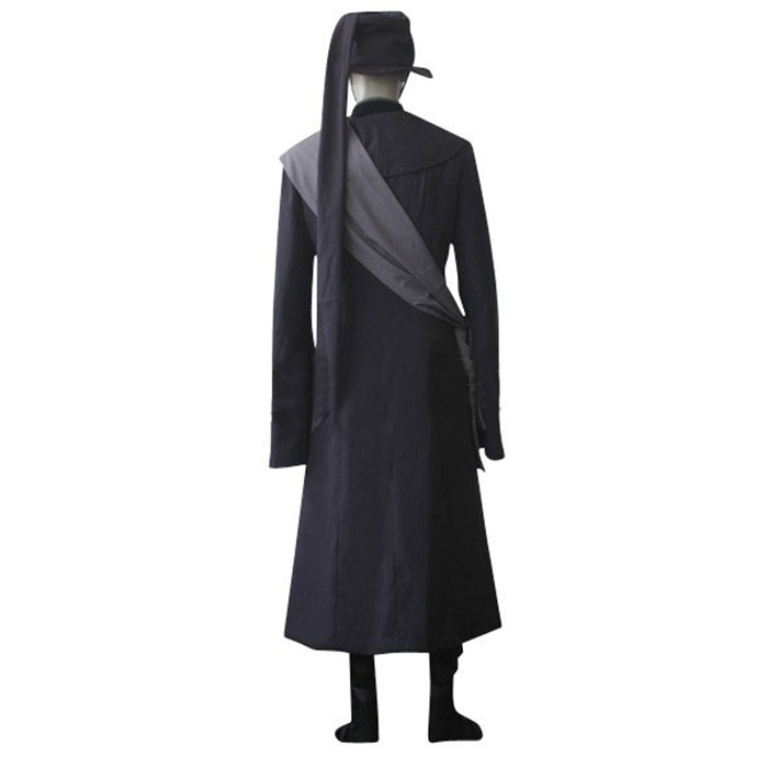 Black Butler Black Housekeeper Cosplay Outfits