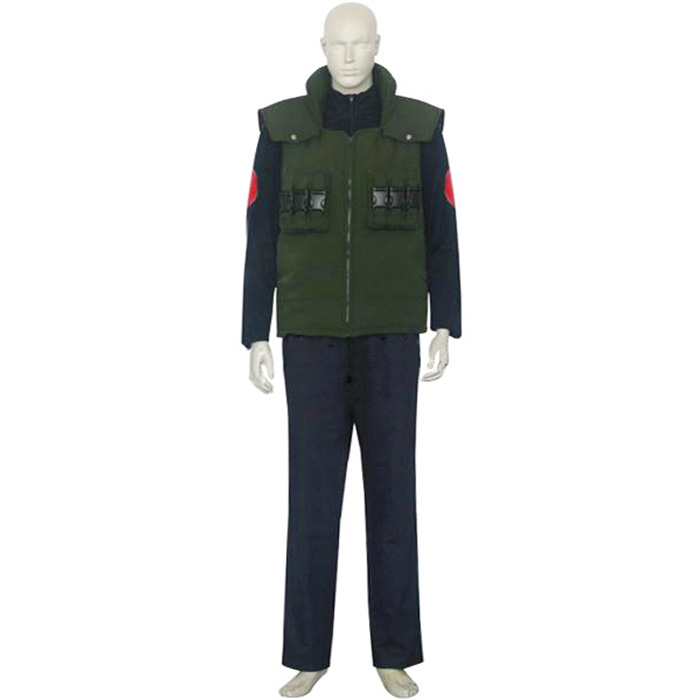 Naruto Yondaime 4th Hokage Cosplay Outfits