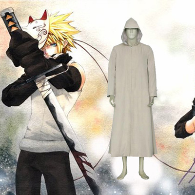 Naruto Anbu Cape Cosplay Outfits