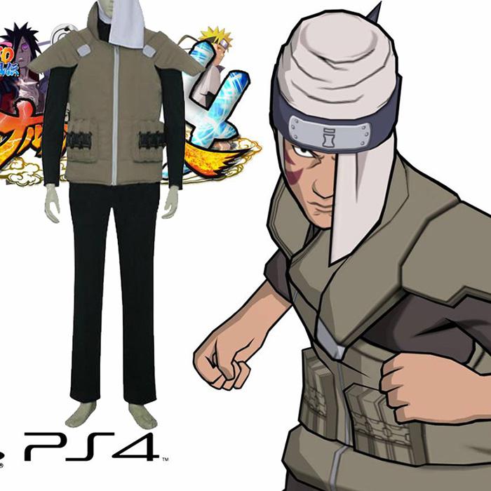 Naruto Baku Cosplay Jelmez Ruházat Karnevál