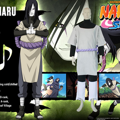 Luxury Naruto Orochimaru Cosplay Costumes Wellington