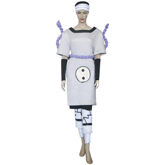 Naruto Tayuya Of The Sound Four Cosplay Kostume Fastelavn