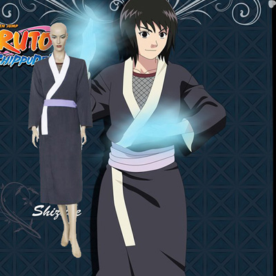 Luxury Naruto Shizune Cosplay Costumes Wellington