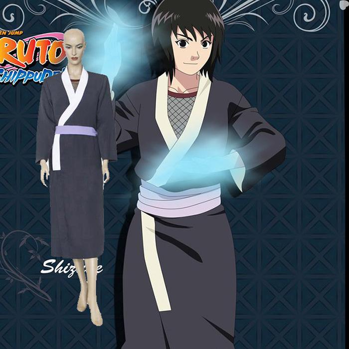 Luxury Naruto Shizune Cosplay Costumes Wellington