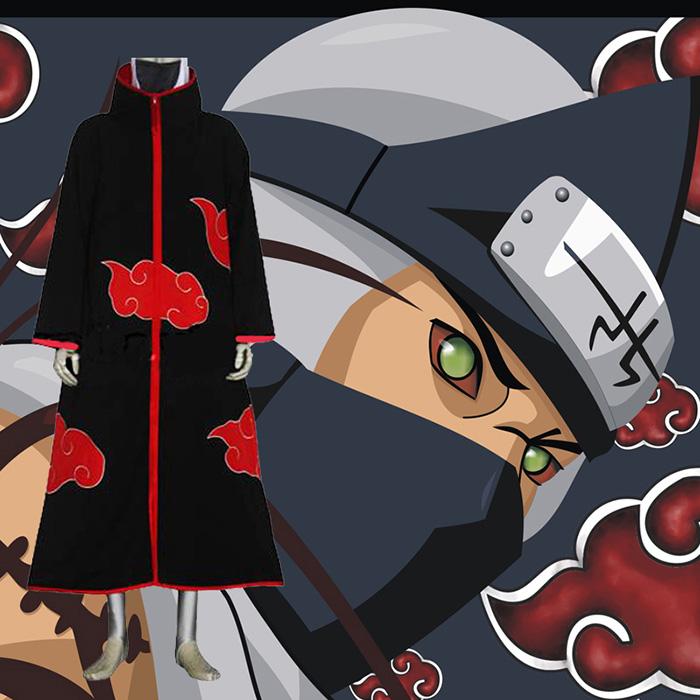 Naruto Akatsuki Kakuzu Cosplay Outfits