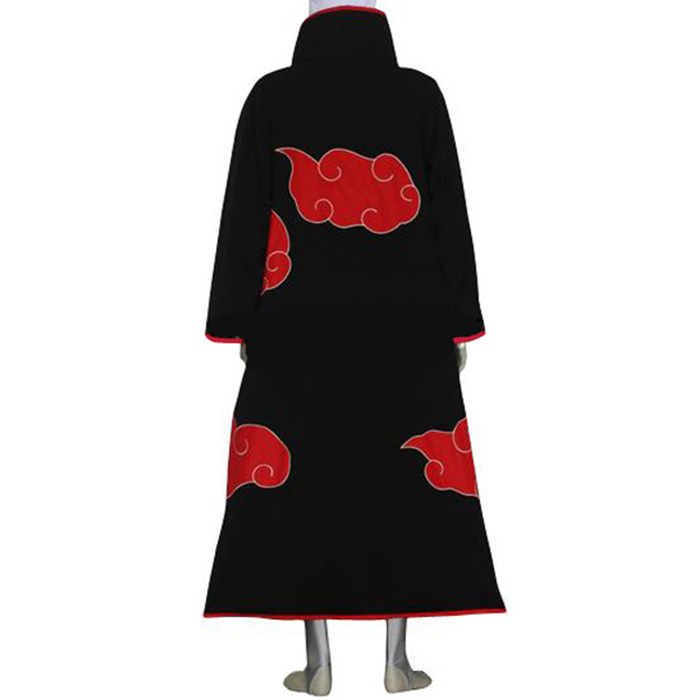Déguisements Naruto Akatsuki Kakuzu Costume Carnaval Cosplay