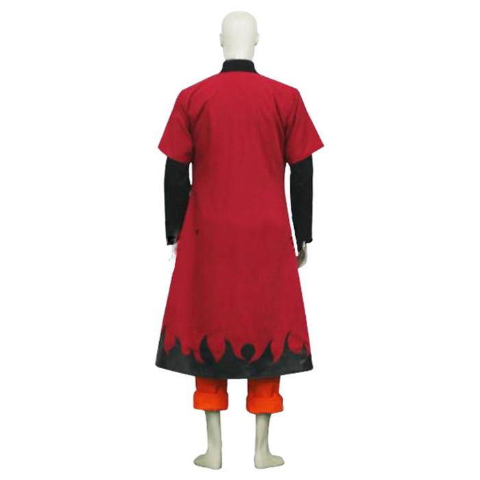 Top Naruto Uzumaki Sage Cosplay Costumes Sydney