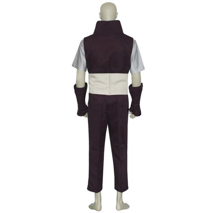 Luxury Naruto Yakushi Kabuto Cosplay Costumes Wellington