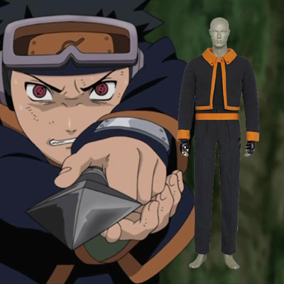 Naruto Obito Uchiha Cosplay Outfits Clothing