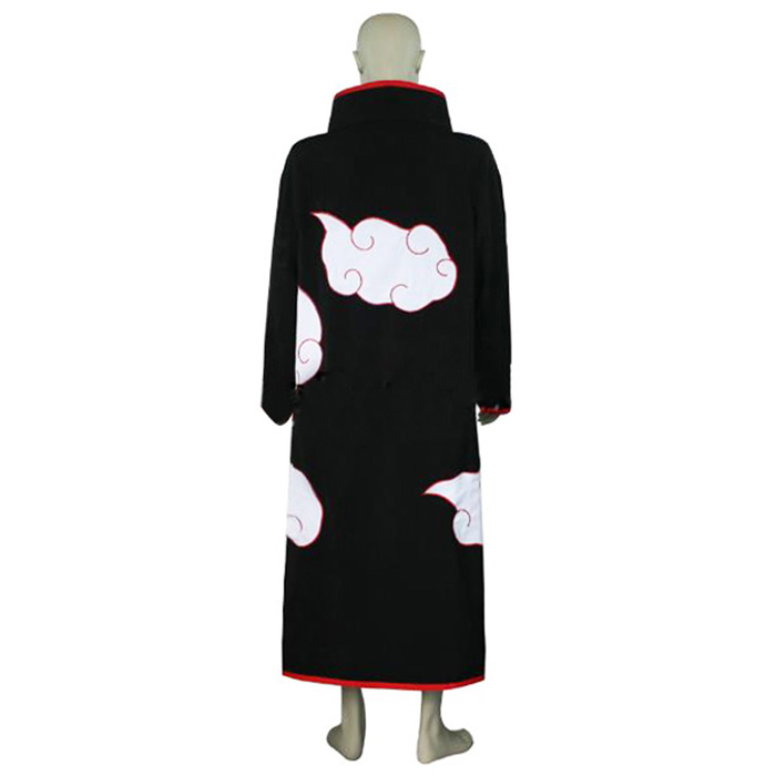 Luxury Naruto Itachi Uchiha Men\'s Cosplay Costumes Wellington