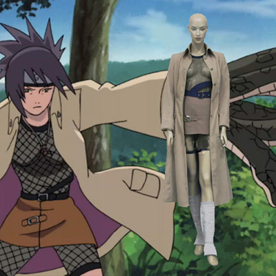 Luxury Naruto Mitarashi Anko Cosplay Costumes Wellington
