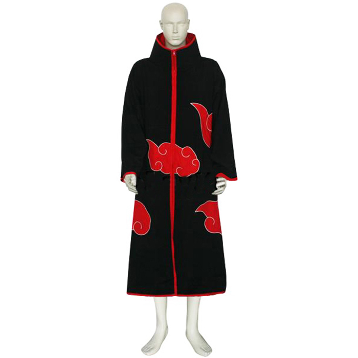 Luxury Naruto Akatsuki Itachi-Uchiha Cosplay Costumes Wellington