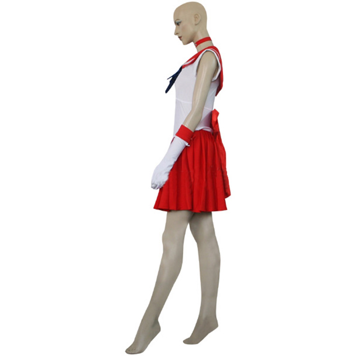 Top Sailor Moon Sailor Mars Raye Hino Cosplay Costumes Sydney