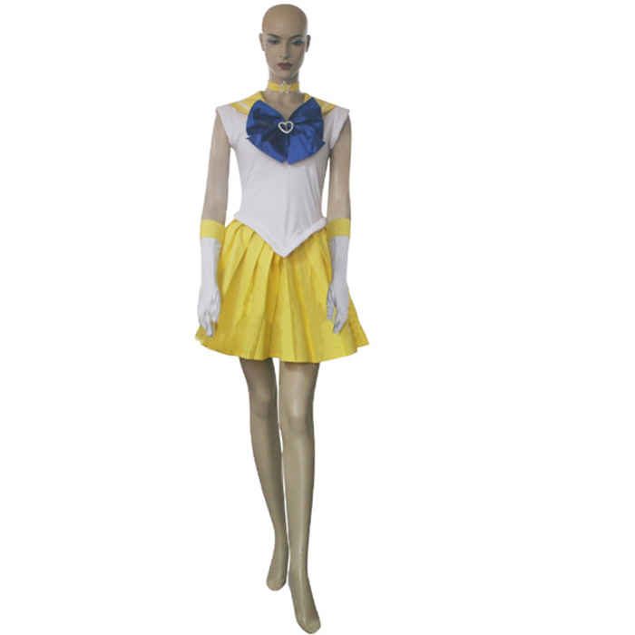 Top Sailor Moon Sailor Venus Mina Aino Cosplay Costumes Sydney