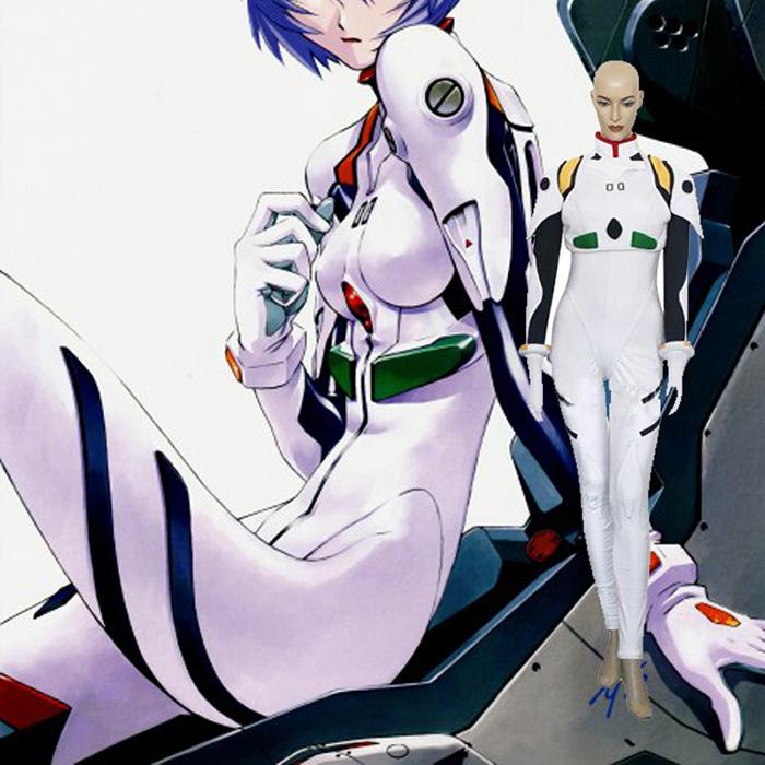 Neon Genesis Evangelion Rei Ayanami Plugsuit Cosplay Jelmez Karnevál