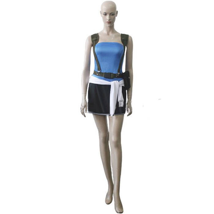 Déguisements Resident Evil 3 Jill Valentine Costume Carnaval Cosplay
