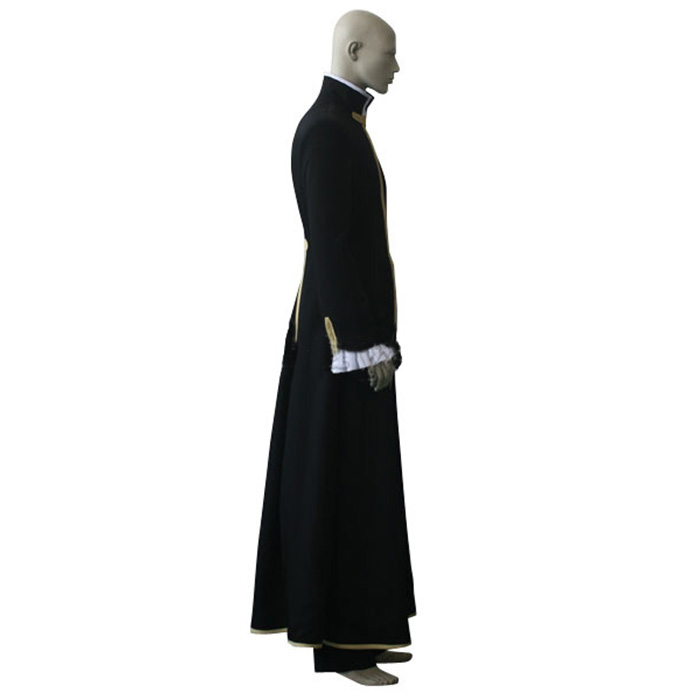 Luxury D.Gray-man Cross Marian Cosplay Costumes Wellington