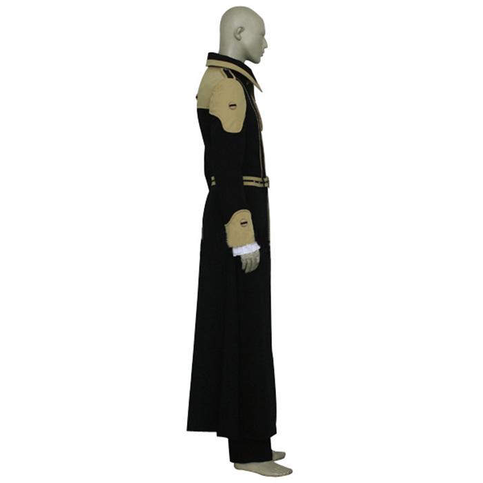 Luxury D.Gray-man Cross Marian Cosplay Costumes Wellington