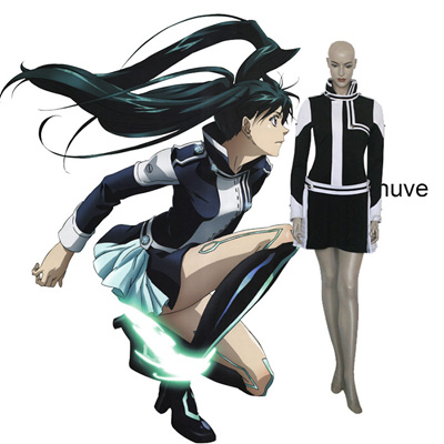 D.Gray-man Lenalee Lee Cosplay Costume Carnaval