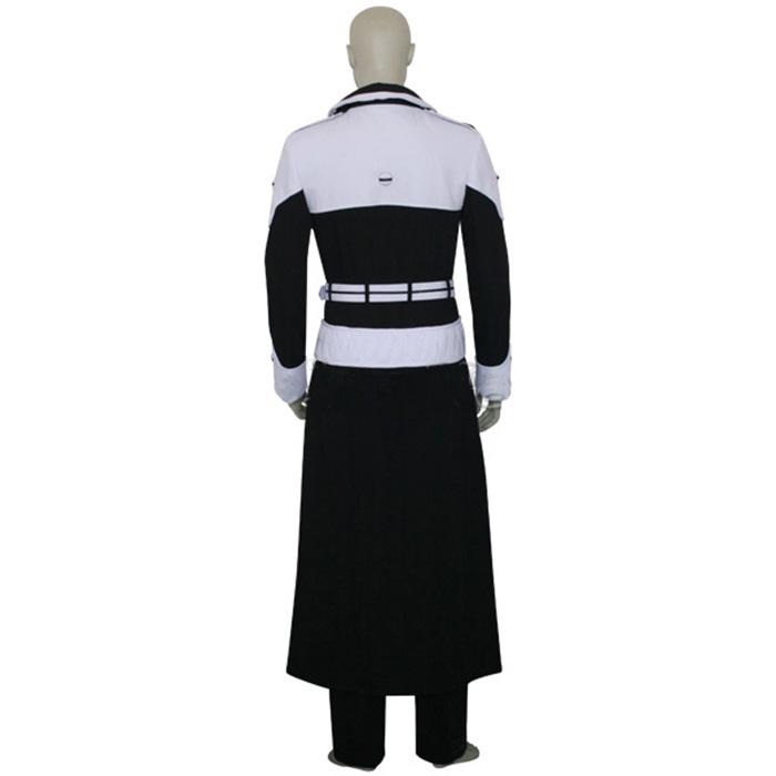 Top D.Gray-man Yu Kanda Cosplay Costumes Sydney