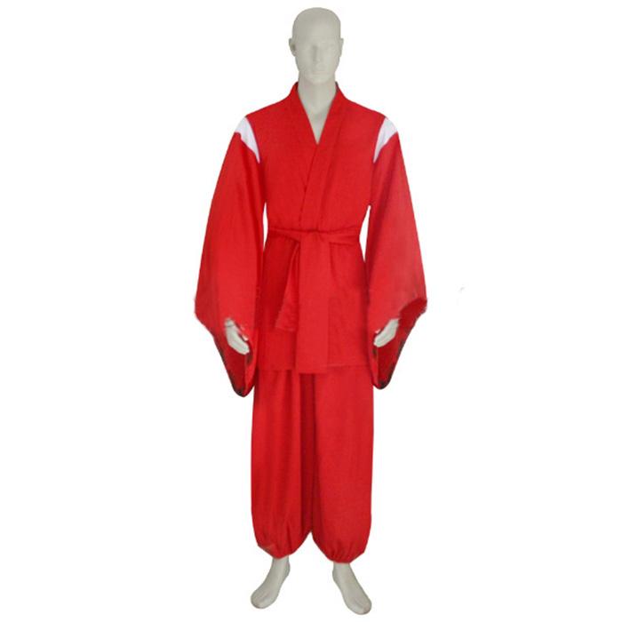 Luksuriøs Inuyasha Kikyou udklædning Fastelavn Kostumer