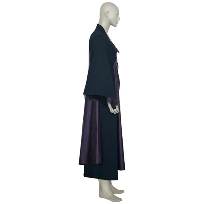 Inuyasha Miroku Cosplay Kostume Tøj Fastelavn