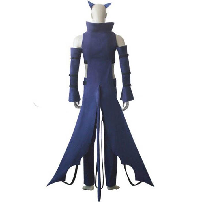 Déguisements Shugo Chara! Ikuto Tsukiyomi Black Lynx Costume Carnaval Cosplay