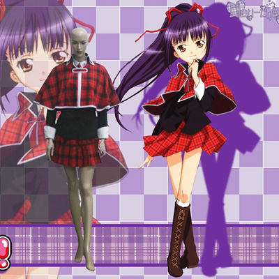 Luxury Shugo Chara! Nadeshiko Fujisaki Cosplay Costumes Wellington