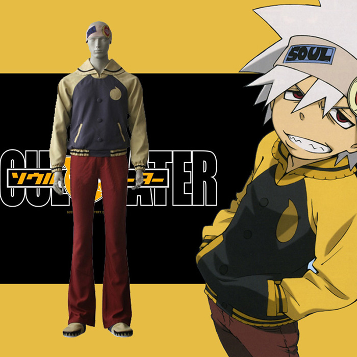Luxury Soul Eater Evans Cosplay Costumes Wellington