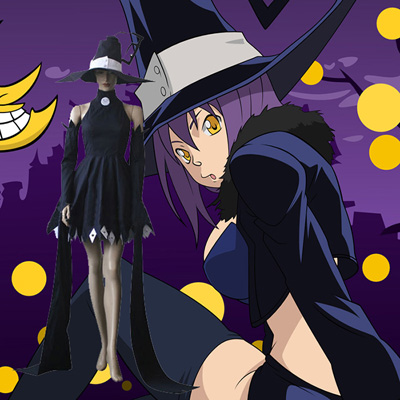 Soul Eater Blair Cosplay Outfits Anime