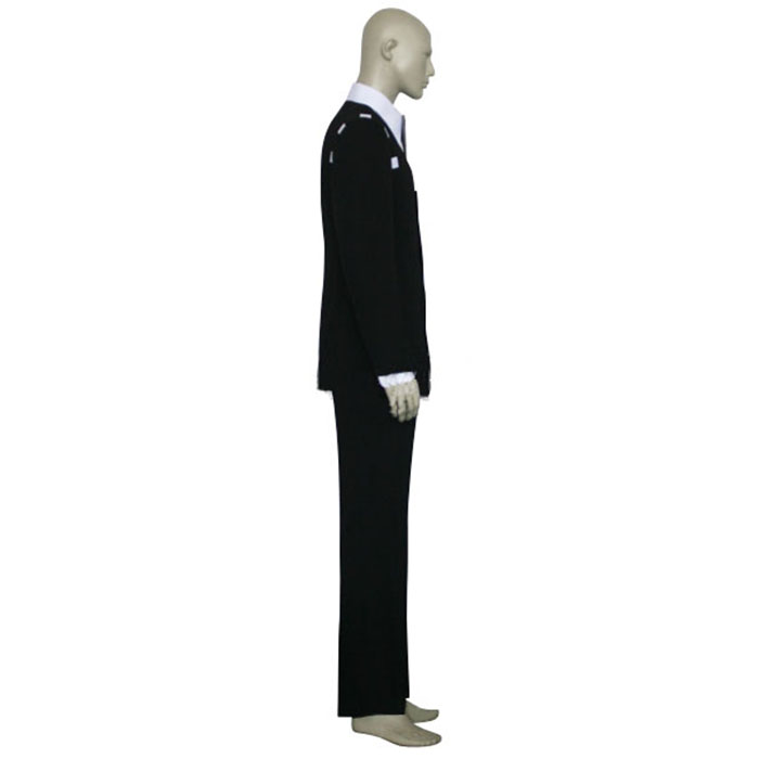 Déguisements Soul Eater Death the Kid Costume Carnaval Cosplay