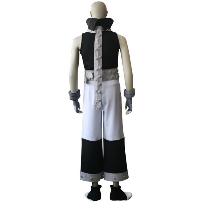 Top Soul Eater Black Star Cosplay Costumes Sydney