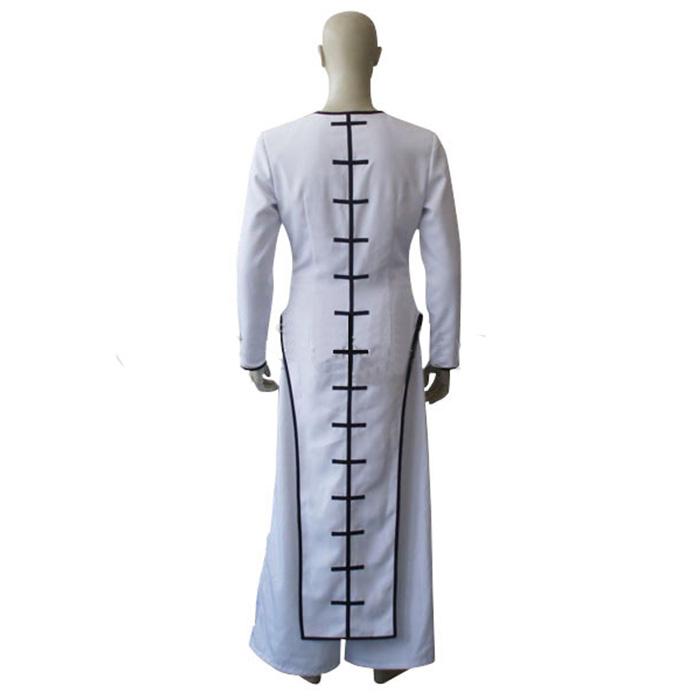 Bleach Zommari Rureaux Cosplay Outfits