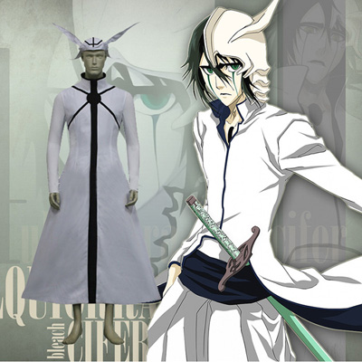 Bleach the forty Ulquiorra cifer Cosplay Kostym Karneval