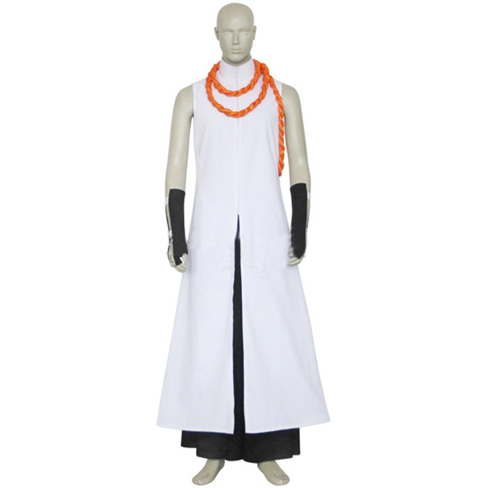 Top Bleach Kaname Tousen Arrancar Cosplay Costumes Sydney