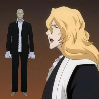 Bleach Rujuro Otoribashi Rose Cosplay Outfits