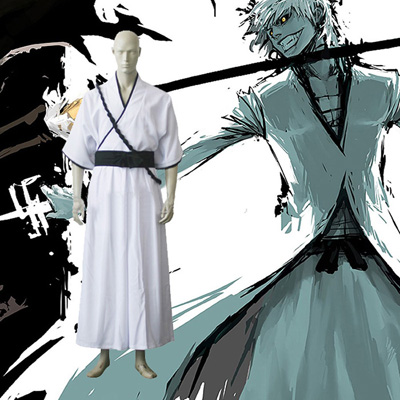 Luxury Bleach Ichigo Kurosaki Non-Bankai Hollow Form Cosplay Costumes Wellington