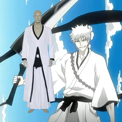 Bleach Ichigo Kurosaki Hollow Form Cosplay Costume Carnaval