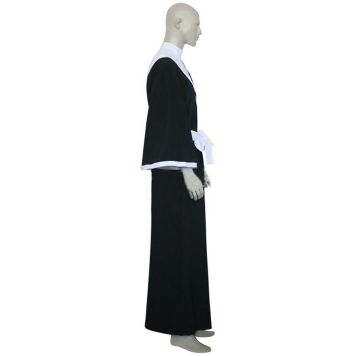 Bleach Kurosaki Ichigo Execution Ground Cosplay Jelmez Karnevál