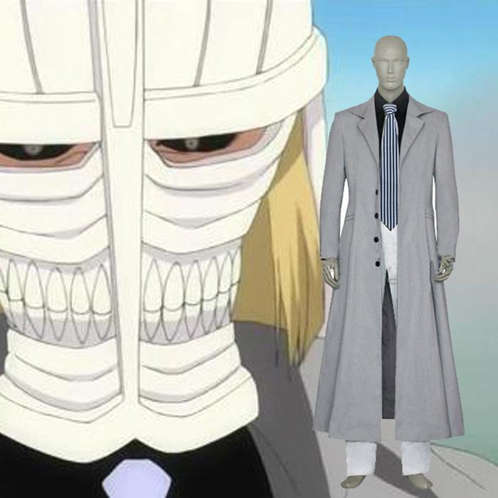 Bleach Hirako Shinji Cosplay Jelmez Karnevál