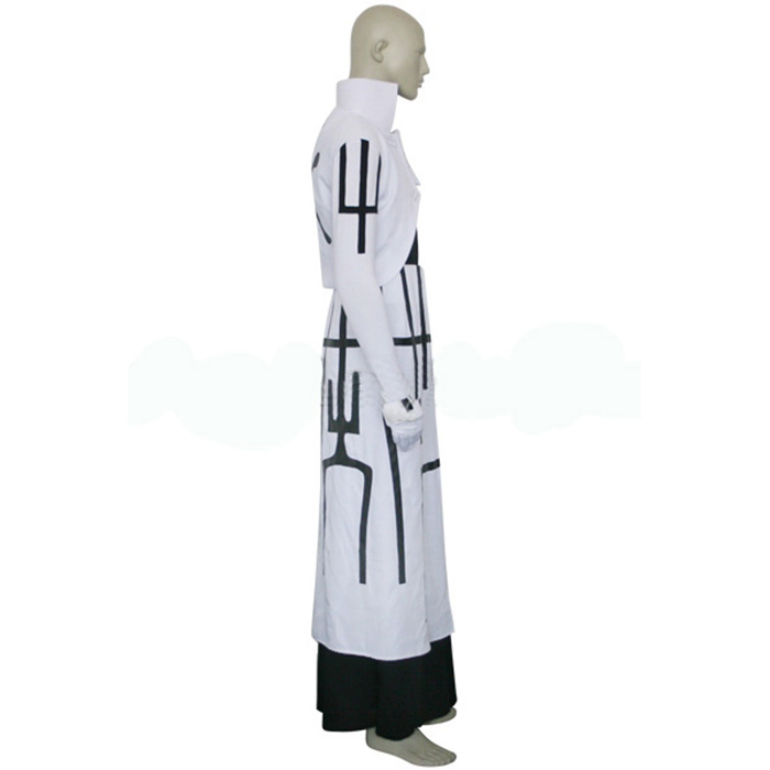 Bleach Uryuu Ishida Cosplay Outfits Clothing