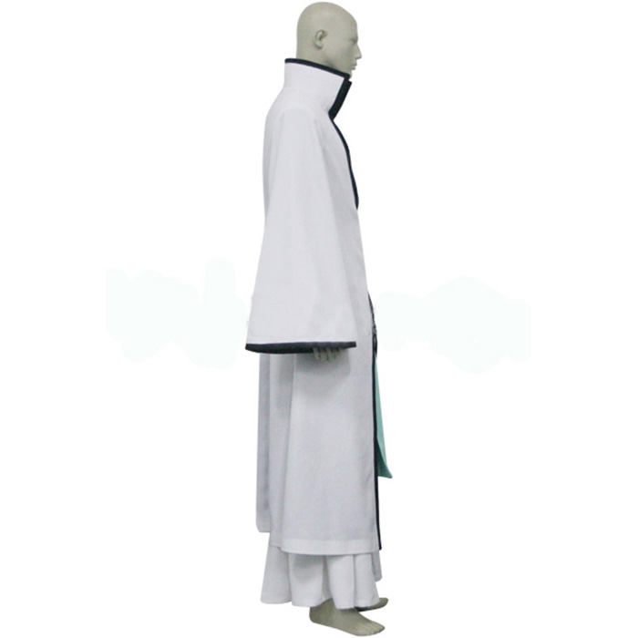 Bleach Ichimaru Gin Arrancar Cosplay Outfits