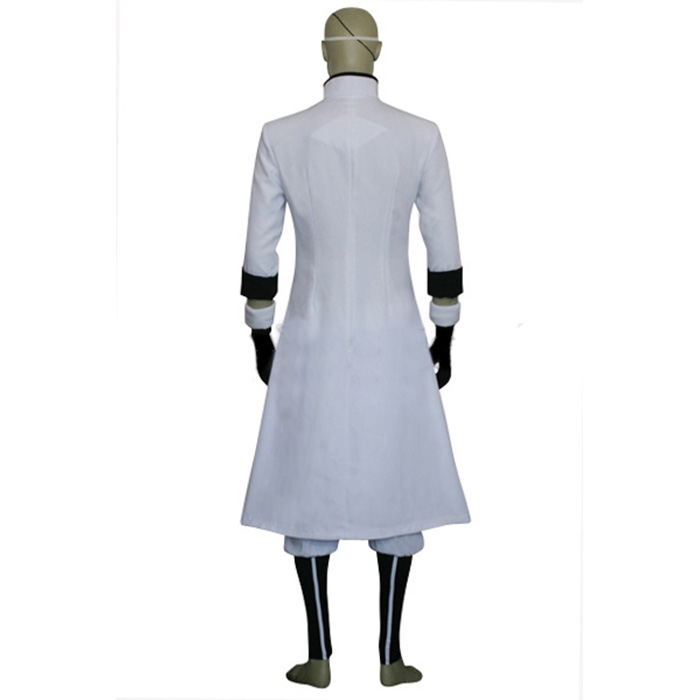 Bleach Tesla Cosplay Outfits Clothing Anime
