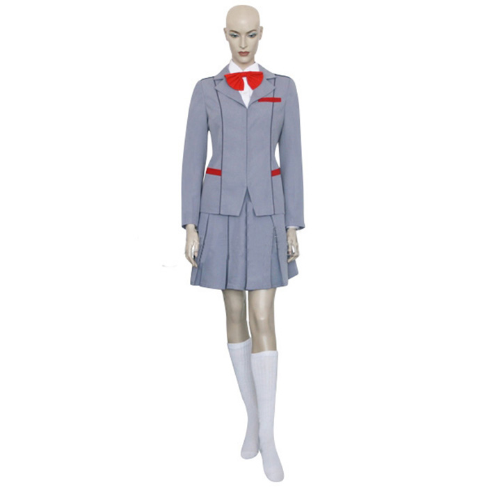 Luxury Bleach Kuchiki Rukia School Uniform Cosplay Costumes Wellington