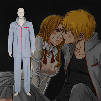 Bleach Kurosaki Ichigo School Uniform Cosplay Outfits