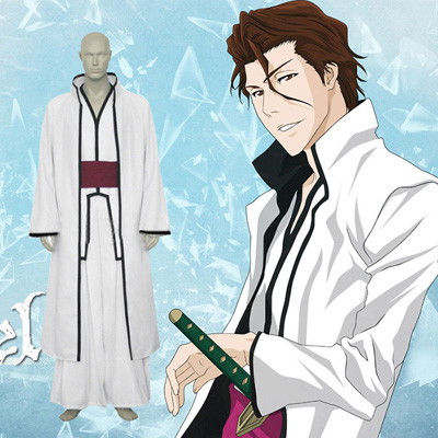 Luxury Bleach Aizen Sousuke Cosplay Costumes Wellington