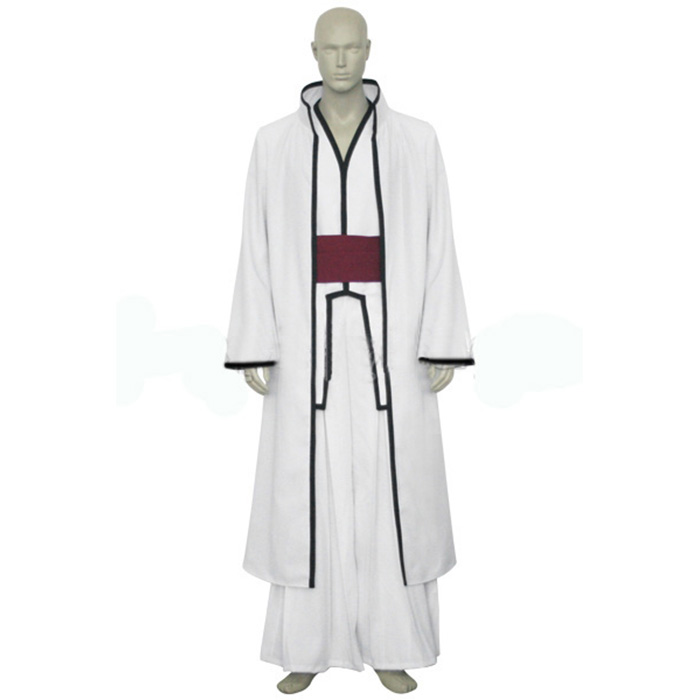 Bleach Aizen Sousuke Cosplay Outfits Anime